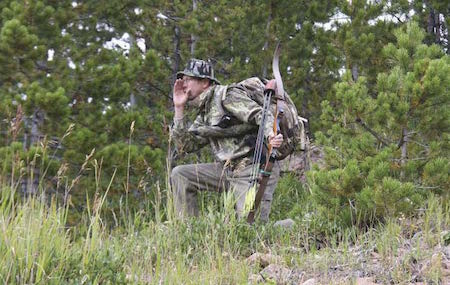 Elk Tactics for Traditional Bowhunters - Traditional Bowhunter Magazine