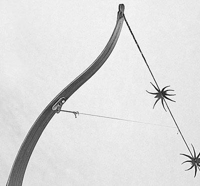 Tarantula Archery String Silencers 8 Legs